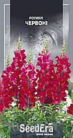 Семена цветов Львиный зев Красный, 0.2 г, SeedEra крупноцветковой сорт для срезки. Семена цветов почтой