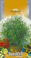 Раннеспелый сорт укропа Грибовский пакетированные семена мелкая фасовка 3 г, SeedEra, для сушки и заморозки