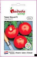 Семена раннего красного томата Ольга F1, Hazera 15 семян Садыба Центр профессиональные семена в мелкой фасовке