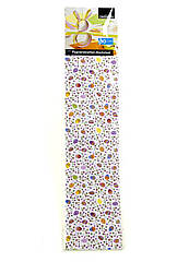 Декоративная бумага для поделок Crelando пасхальная разноцветный (H1-570348)