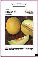 Ранняя сладкая дыня Примал F1, Syngenta семена в пакетах мелкая фасовка10 семян (Садыба Центр)