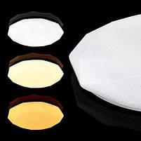 Люстра з пультом світлодіодна-LED Sneha, фото 8