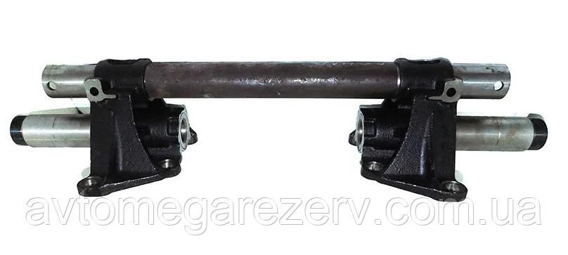 Вісь балансира підвіски задньої в зб. 65115-2918050 КамАЗ