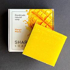 Натуральное мыло ручной работы Гринвей Манго Sharme Soap Greenway