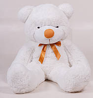 Большой медведь плюшевый ТЕДДИ белый 120 см