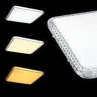 Люстра з пультом світлодіодна-LED Sneha, фото 2