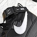 Женские кроссовки Nike Air Force 1'07Lv8 Ultra Hight Black, фото 3
