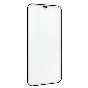 "Защитное стекло DK 3D Full Glue Dust Prevention для Apple iPhone 12 Pro Max 6.7"" (black)"
