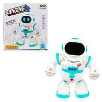Танцующий робот Dancing robot 6678 - 4 Детская игрушка робот Интерактивная игрушка