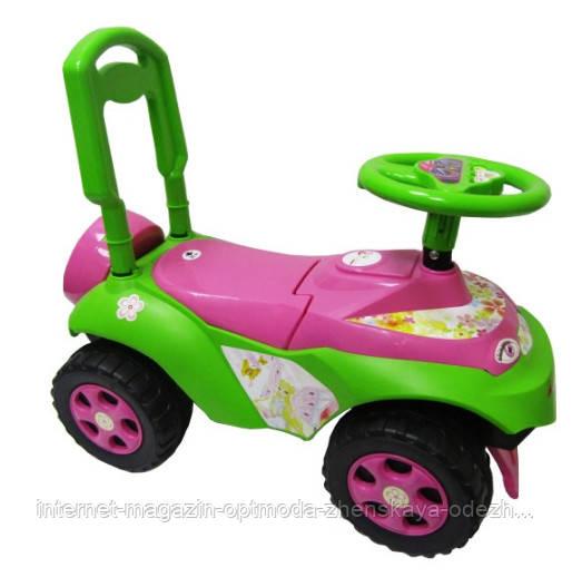 "Прекрасна Іграшка дитяча толокар ""Машинка"""