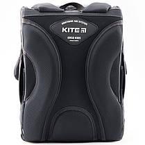 Каркасний ортопедичний рюкзак шкільний для хлопчика 1-3 клас Kite Transformers TF19-501S-2, фото 3