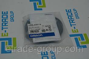Индуктивный датчик Omron E2E-X2D1-N 2M