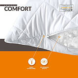 Подушка стьобана 70х70 Comfort Standart+, фото 3