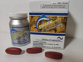 Бады повышения для потенции Shark extract Акулий экстракт (10 таблеток)
