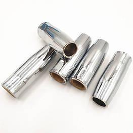 Сопло 14,0 mm /L53 mm до МІГ / МАГ Пальників MAXI 150/200 - MEGA 4 пакування 10 шт..
