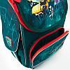 Рюкзак школьный ортопедический каркасный для мальчика в 1-3 класс Kite Transformers TF19-501S-1, фото 4