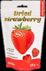 Клубника сушеная Spektrumix™ Dried Strawberry (100 грамм)