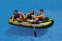 Надувная лодка Seahawk 3 Intex 68349