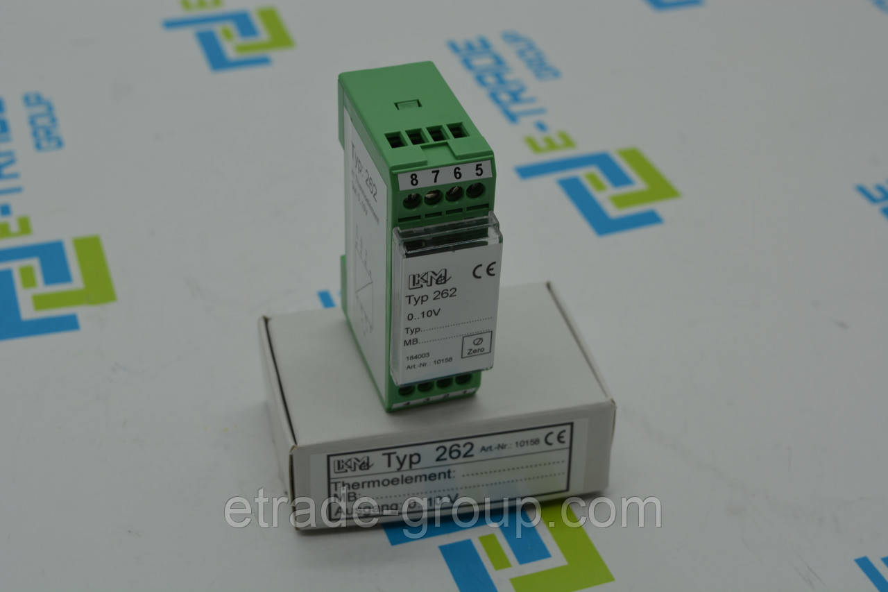 Преобразователь сигнала LKM LKM262