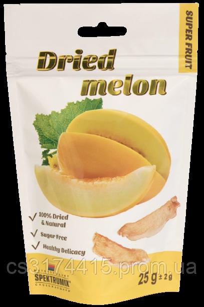 Диня в'ялена Spektrumix™ Dried Melon (25 грамів)