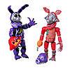 Кошмарні Аніматроніки з гри П'ять Ночей з Фредді Набір фигурок 2 шт. в наборі