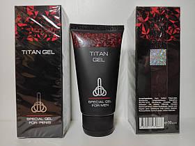 Крем титан гель для увеличения члена