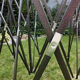 Шатер раздвижной 2х2 (зеленый), фото 5