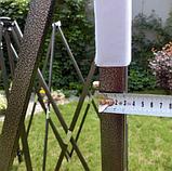 Шатер раздвижной усиленный  4х8 (красный), фото 6