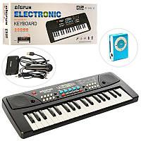 Синтезатор 37 клавіш ,мікрофон, 8 тонів, BF-430C4