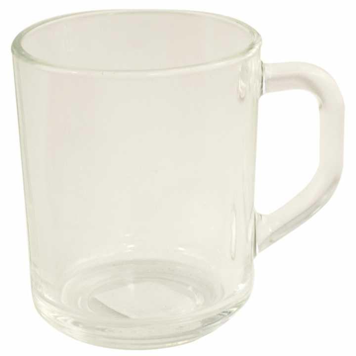 """Чашка скло 200 мл """"Green Tea"""" 07с1335 / 0126 / Галерея /"""