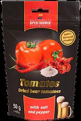 Томаты сушеные с перцем к пиву Spektrumix™ Tomatos (50 грамм)