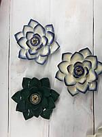 Лотос Подставка для аромапалочки, Подставка для благовония, Подарок йогине или йогу, Декор Декоративный Цветок