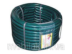Шланг для поливу 3/4 50м D=19мм (бухта) ТМ ЛЕМІРА