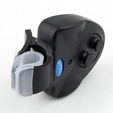 Электронный сигнализатор поклевки Fish bite alarm, индикатор клева на удилище | сигналізатор кльову
