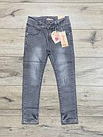 Стрейчеві джинси для дівчаток. 116 - 146 зростання.