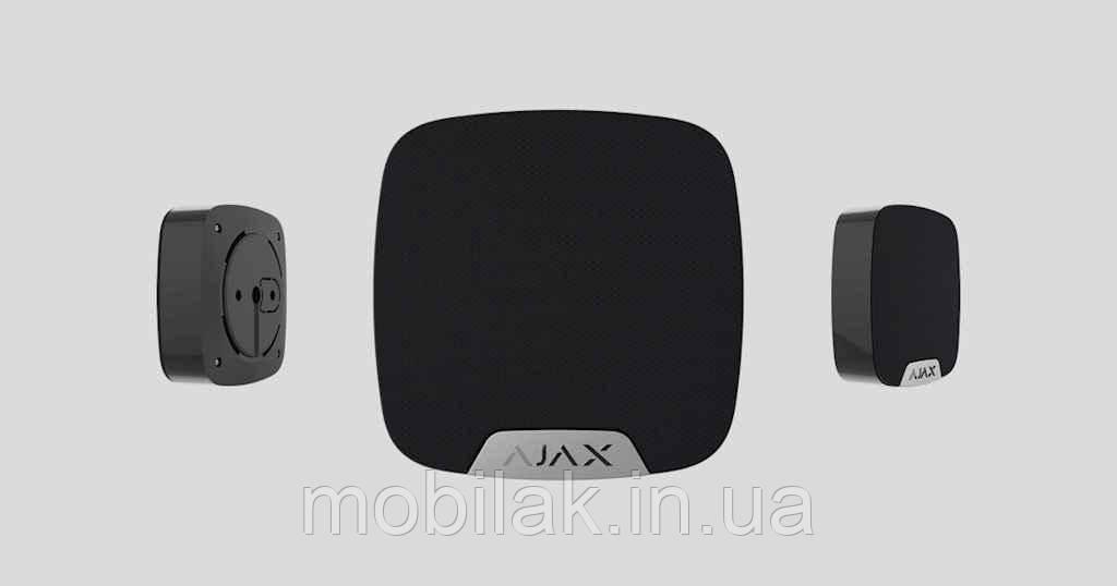 Внутрішня світло-звукова сирена HomeSIren ТМ Ajax