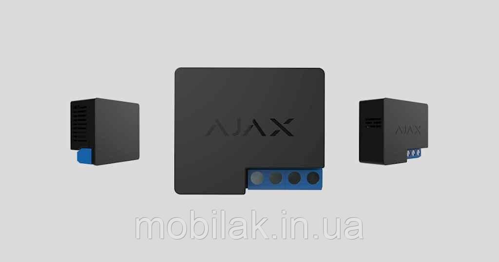 Модуль автоматизації електроприладів WallSwitch 110-240В ТМ Ajax
