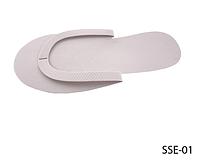 Одноразовые тапочки с антискользящим покрытием Lady Victory LDV SSE-01 /52-0