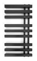 Электрический полотенцесушитель Genesis-Aqua Magnum 80x53 см черный