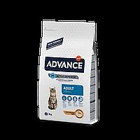 Advance Cat Adult Chicken 3 кг- корм для взрослых котов с курицей