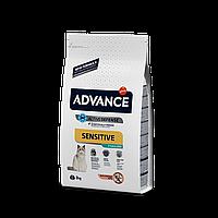 Advance Sterilized Salmon Sensitive 3кг- корм кастрированных/стерилизованных с лососем