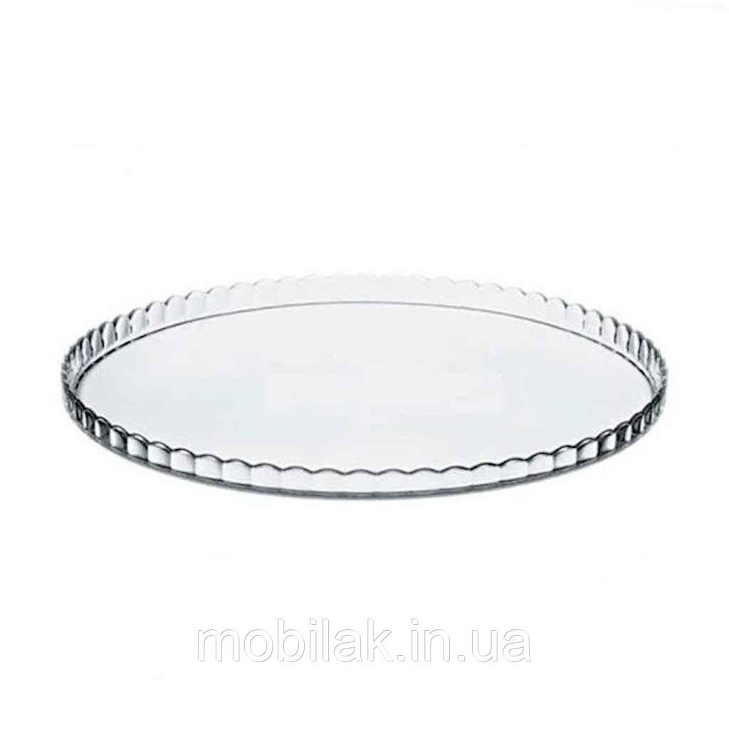 Блюдо скляне для торту d=240 мм, h=16мм PATISSERIE 10351 ТМ PASABAHCE