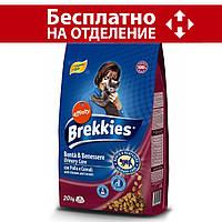 Brekkies Urinary Care 20 кг корм для кошек для кошек профилактика мочекаменной болезни