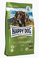 Happy Dog Neuseeland 4кг корм для собак з чутливим травленням (ягня)