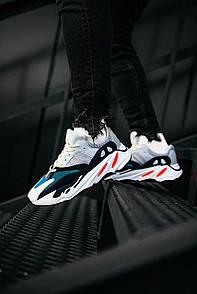 Жіночі Кросівки Adidas Yeezy Boost 700 Wave Runner Solid