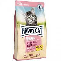 Happy Cat Minkas Kitten Care1,5кг корм для кошенят з 4 тижнів до 4 місяців