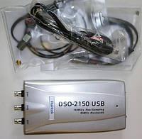 Hantek DSO-2150 - Цифровой USB-осциллограф 60MHz 2 измерительных канала, фото 1