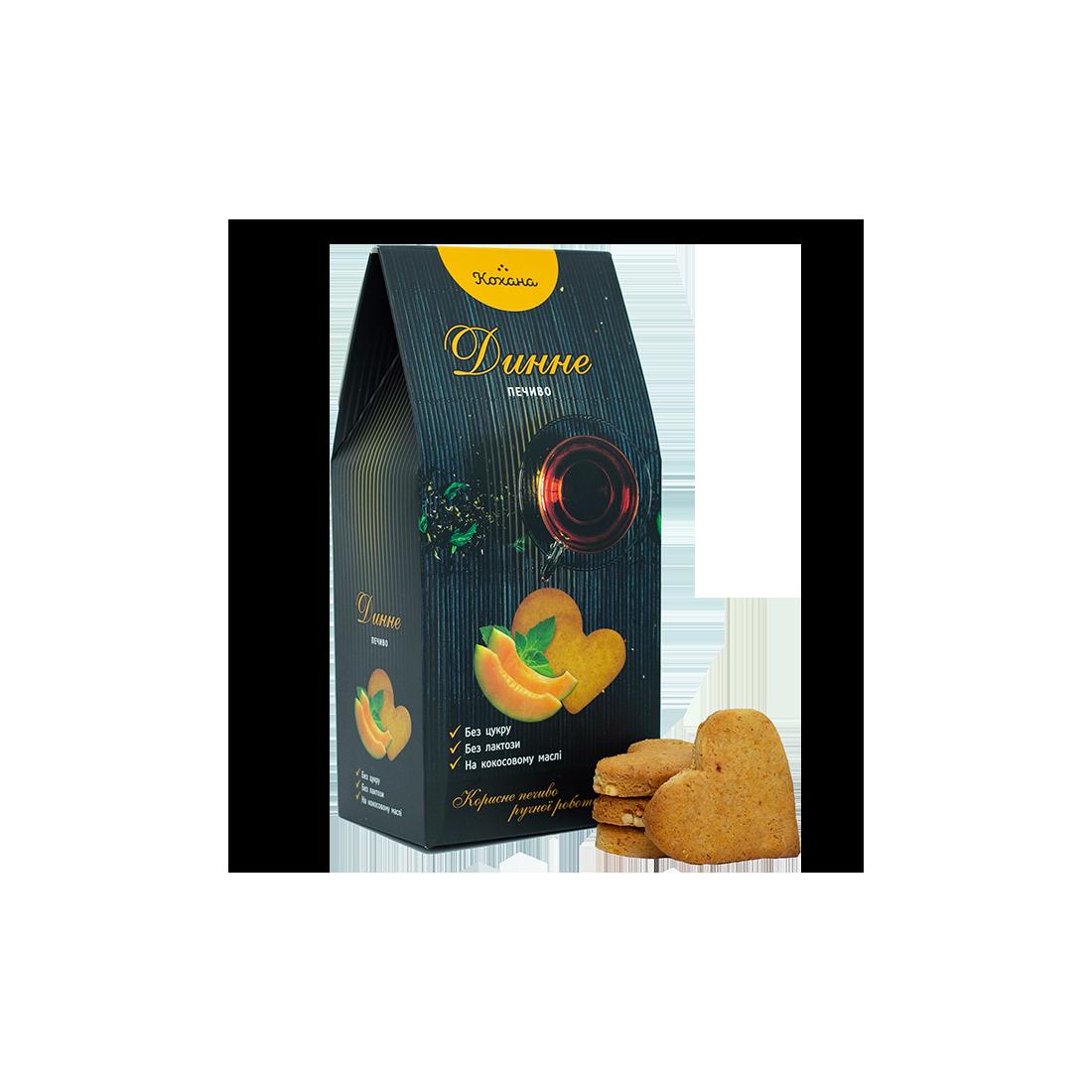 Натуральное печенье Дынное Кохана 150 г