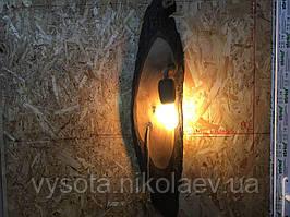 Светильник Бра в стиле ECOLOFT из дерева Орех