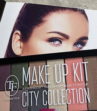 Тени для век TF Make Up Kit City Collection #202